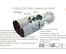FPT Camera Outdoor
